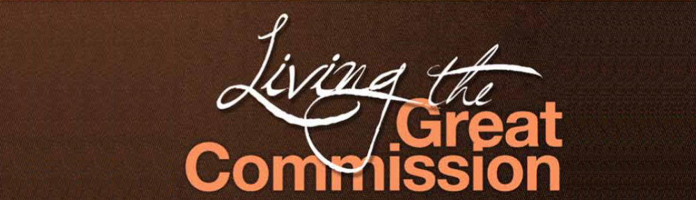 Great Commission Grace